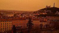 Fransa'nın 61 yıl önce Cezayir'de yaptığı nükleer denemelerin radyoaktif kalıntıları Paris semalarında