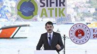 Bakan Murat Kurum: Sıfır Atık Projesi ile 17 milyar lira kazanç sağlandı