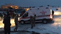 Bitlis'te askeri helikopter düştü: 11 şehidimiz var