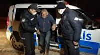 Yolunu kaybeden görme engelli vatandaş polis ekiplerince evine götürüldü