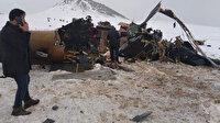 Türkiye şehitlerine ağlıyor: Türkiye'deki yabancı misyonlardan şehit olan askerler için taziye mesajı