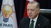 """Cumhurbaşkanı Erdoğan, """"Yamalı bohça misali oluşturulan ittifak, tel tel dökülmeye başladı"""""""