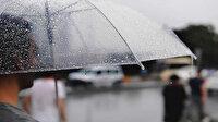 Meteoroloji kırmızı haritayla duyurdu: Bazı bölgelerde yağış düşüşü yüzde 80'i aştı