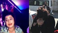 Canlı yayında şehitlere hakaret eden genç kız gözaltına alındı
