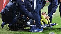 Mesut Özil'den sakatlık açıklaması: Çok üzgünüm