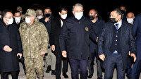 Milli Savunma Bakanı Hulusi Akar: Yaralılarımızın durumu şu anda iyi
