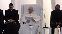 Papa Franciscus Nasiriye'deki antik Ur kentinde Kuran-ı Kerim dinledi