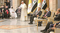 Papa Irak'ta