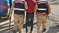 Üç PKK'lı terörist iki milyon dolarla yakalandı