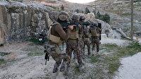Şanlıurfa'da mağaralara ve belirlenen adreslere drone destekli operasyon: 29 gözaltı