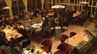 Nişantaşı'nda yasağa rağmen gece açık olan ünlü restorana polis baskını