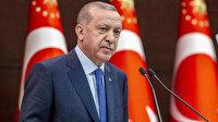 Cumhurbaşkanı Erdoğan'dan kadına şiddete sert kınama