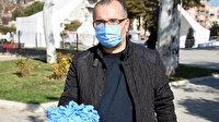 Medikal malzemede akılalmaz hile: Tekstil boyası ile maviye boyayıp satmışlar