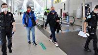 Antalya'da Rus sporcular ortalığı karıştırdı: Israrla maske takmadılar uçağa polis çağırıldı