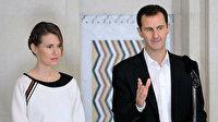 Suriye rejimi lideri Esad ile eşinin koronavirüs testi pozitif çıktı