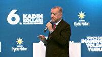 Cumhurbaşkanı Erdoğan'dan Samsun'daki kadına şiddet görüntüleri için ilk yorum