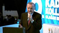Cumhurbaşkanı Erdoğan: Çocukları ailelerine karşı kışkırtan zihniyet, bir ruh hastalığının işaretidir