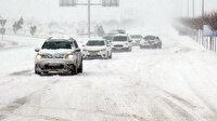 Meteorolojiden 5 ile yoğun kar yağışı uyarısı