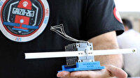 Grizu-263 Uzay Takımı 5. kez Türkiye'yi temsil edecek
