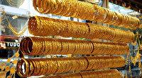 Gram altın 419 lira oldu