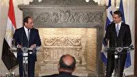 Yunan basını Mısır'ın adımları sonrası küplere bindi: Kalleşlik!