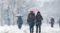 Prof. Dr. Orhan Şen duyurdu: Yarın yağmur ve kar geliyor
