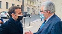 Fransa'da yaklaşan seçimler öncesi Macron'dan Paris Camisi'ne ziyaret
