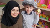 Babasının boğduğu 10 yaşındaki Hüseyin'in annesi: Bensiz yatamaz toprak soğuk olur