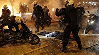 Yunanistan halkı polis şiddetine karşı sokakta: Atina savaş alanına döndü