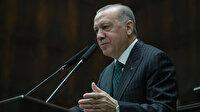 Cumhurbaşkanı Erdoğan'dan CHP'ye tepki: Kaybolan bir şey yok hepsi Merkez Bankası rezervinde