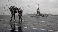 Meteorolojiden çok sayıda il için yağış uyarısı: Yağmur ve kar bekleniyor