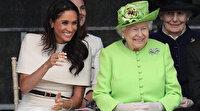 Kraliçe Elizabeth'ten Prens Harry ve Meghan Markle'a 'zeytin dalı': Torunu ile bizzat iletişim kuracakmış