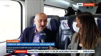 Ulaştırma Bakanı Karaismailoğlu: Raylı sistem teknolojisinde üreten bir ülkeyiz