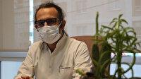 Koronavirüsü yenen doktor: 'Allah'ım alacaksan çektirmeden al canımı' diye dua ettim