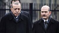 Cumhurbaşkanı Erdoğan'dan Bakan Soylu'nun annesi için taziye mesajı