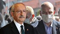 Kılıçdaroğlu Bakan Soylu'ya başsağlığı diledi