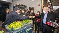 İzmirli esnaftan Kılıçdaroğlu'na: Hizmet verilmiyor sizden ricamız belediyelerimiz güzel çalışsın