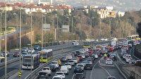 Kısıtlamasız cumartesi: İstanbul'da trafik yoğunluğu sabahın erken saatlerinde başladı