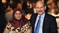 Cumhurbaşkanı Erdoğan İçişleri Bakanı Soylu'nun annesi için taziye ilanı verdi