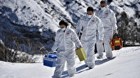 Gümüşhane'nin zorlu coğrafyasında koronavirüs aşısı seferberliği