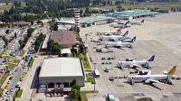 Adana Havalimanı'nda bin 944 metrekare ticari alan kiraya verilecek