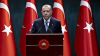 Cumhurbaşkanı Erdoğan yeni kararları açıkladı: Şehirlerdeki mevcut uygulama bir süre devam edecek
