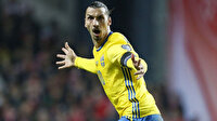 Zlatan Ibrahimovic 5 yıl sonra yeniden milli takımda