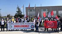 Fransız peynir devinin işten çıkardığı Türk işçiler isyan etti: 'Gülen İnek' artık bizi güldürmüyor
