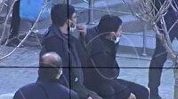 Van'da vatandaşa kameralı takip: Ekiplerin dikkatine bankta iki kişi sosyal mesafesiz oturuyor