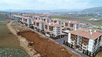 TOKİ Elazığ'da 1564 köy evinin ihalesini yaptı