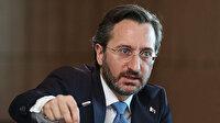 İletişim Başkanı Fahrettin Altun: Tüm tarafları Türkiye'nin bağımsız yargı sistemine saygı göstermeye çağırıyoruz
