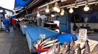 Karadeniz'de yeterli av yok: Tezgahları İzmir ve İstanbul'dan gelen balıklar doldurdu