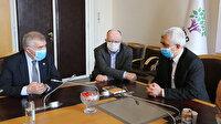 CHP'li Çeviköz'den Meclis'i terk etmeyen Gergerlioğlu'na ziyaret