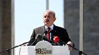 TBMM Başkanı Şentop: Anayasamızda parti kapatma var bir ilk değil
